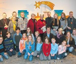 Bischof-Heinrich-Tenhumberg-Preise für Krippenschaffen in Telgte