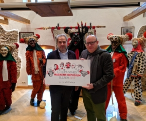 Vorankündigung - Europäisches Maskensymposium in Elzach im Schwarzwald
