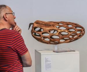 Lebenszeichen aus Holz