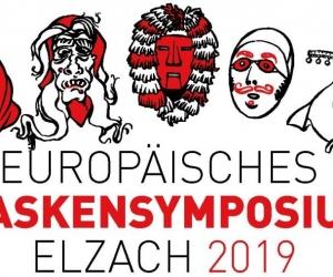 Logo Maskensymposium Elzach 2019