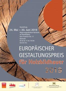 Europäischer Gestaltungspreis für Holzbildhauer 2019