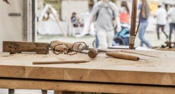 Workshop für Holzbildhauer/-innen | Dinner for wood