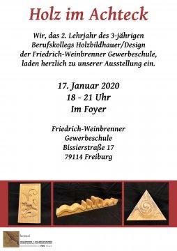 Ausstellung 3BKHD2 Friedrich-Weinbrenner Gewerbeschule