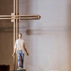 Auferstehungschristus | Kapelle des Augustinusheims......